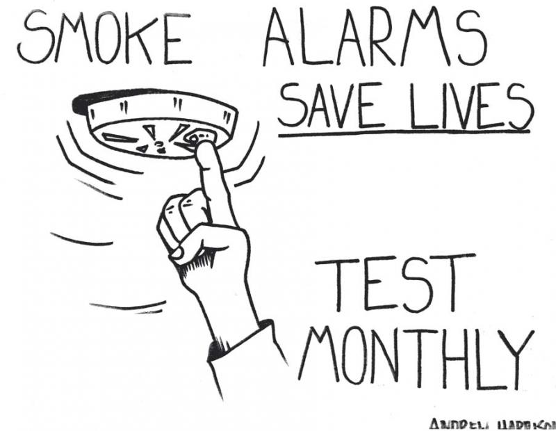 2012 moreover Cartoon Smoke Alarm further  likewise Stock Illustration Co Carbon Monoxide Molecule D Isolated White Image62051089 as well House Fire Alarm Schematics. on smoke detector alarm